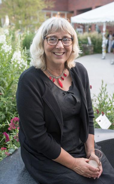 Joy Salisbury business director at Barrell Sculpture